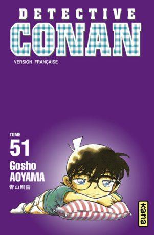 Detective Conan T.51 | 9782871299295