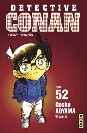 Detective Conan T.52 | 9782871299912