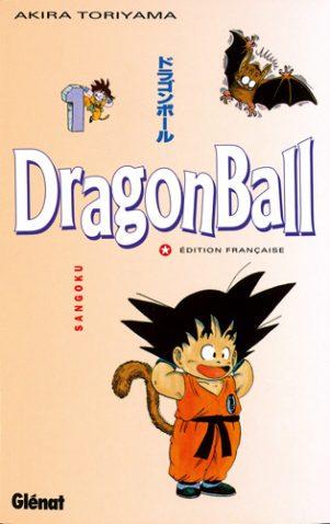 Dragon Ball - 1ere ed. - Sens occidental T.01 | 9782876952058