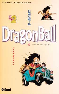 Dragon Ball - 1ere ed. - Sens occidental T.02 | 9782876952065