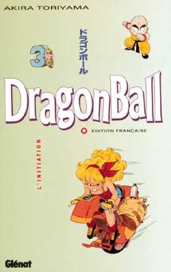 Dragon Ball - 1ere ed. - Sens occidental T.03 | 9782876952072