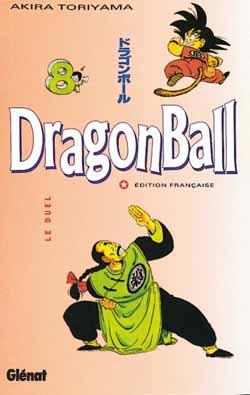 Dragon Ball - 1ere ed. - Sens occidental T.08 | 9782876952188