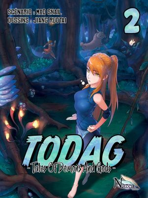 TODAG - Tales of Demons and Gods T.02 | 9782902487011