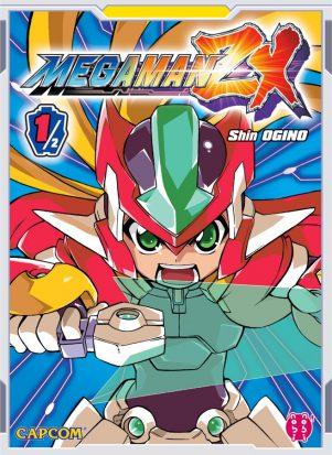 Megaman ZX T.01 | 9782918857921