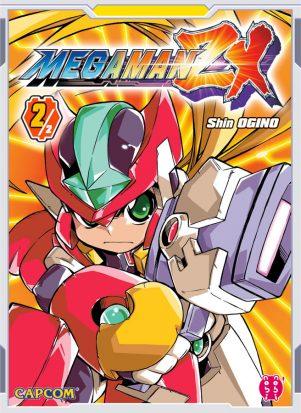 Megaman ZX T.02 | 9782918857938