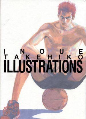 Takehiko Inoue Illustrations - Slam Dunk artbook (JP) | 9784087824087