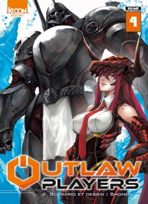 Outlaw Players T.04 | 9791032700747