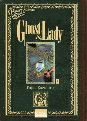 Ghost & Lady T.01 | 9791032701195