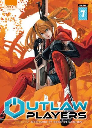 Outlaw Players T.07 | 9791032702697