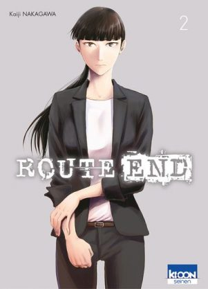 Route end  T.02 | 9791032703472