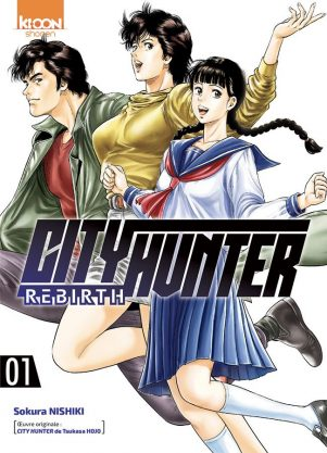 City Hunter - Rebirth  T.01 | 9791032703823
