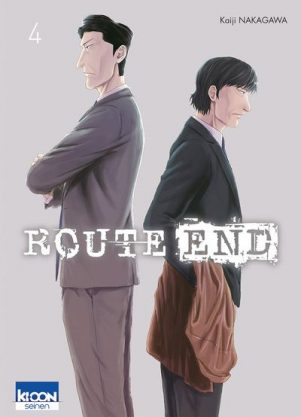 Route end  T.04 | 9791032703854