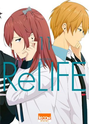 ReLife T.11 | 9791032704394