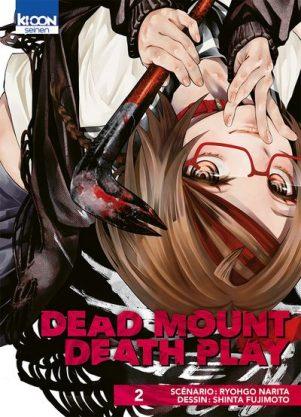 Dead mount death play T.02 | 9791032704424