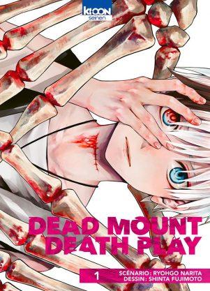 Dead mount death play T.01 | 9791032704431