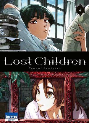 Lost Children T.04 | 9791032704448