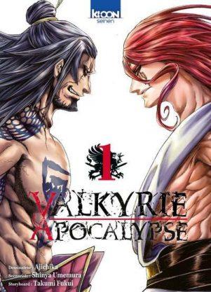 Valkyrie Apocalypse T.01 | 9791032704813