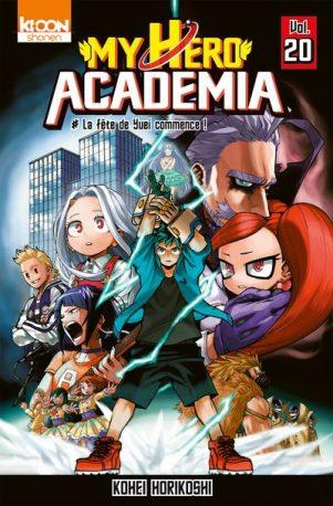 My Hero Academia T.20 | 9791032704820