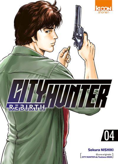 City Hunter - Rebirth  T.04   9791032705063