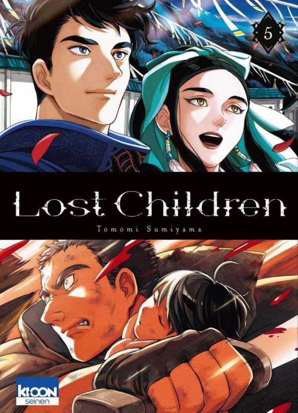 Lost Children T.05 | 9791032705674