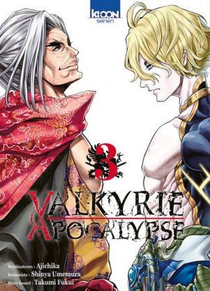 Valkyrie Apocalypse T.03 | 9791032705681