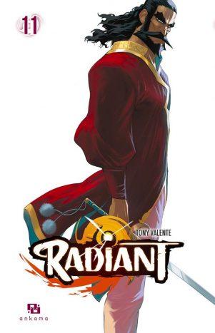Radiant T.11   9791033509295