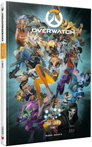 Overwatch - Origins  T.01 | 9791035500085