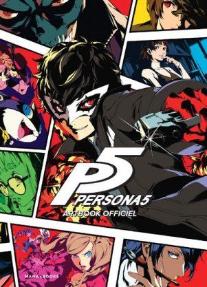 Persona 5 artbook officiel | 9791035500528