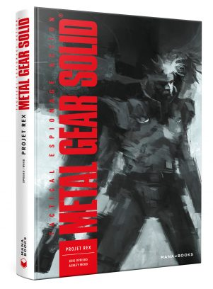 Artbook Metal gear solid tactical espionnage action | 9791035500757
