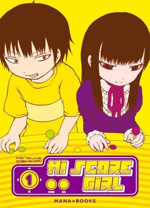 Hi-score girl T.01 | 9791035501143