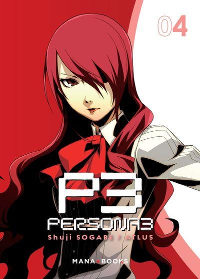 Persona - P3 T.04 | 9791035501235