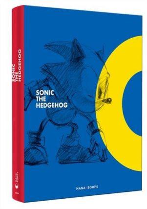 Artbook Sonic the Hedgehog | 9791035501280