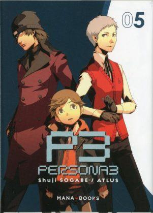 Persona - P3 T.05 | 9791035501327