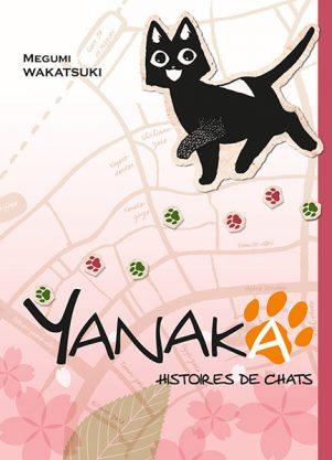 Yanaka - Histoires de Chats T.01 | 9791091610308