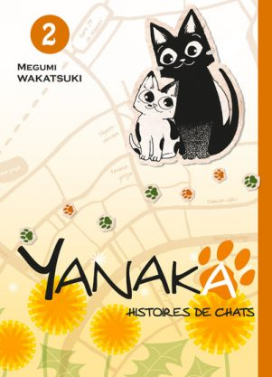 Yanaka - Histoires de Chats  T.02 | 9791091610384