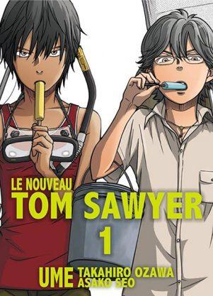 Nouveau Tom Sawyer (le) T.01 | 9791091610513