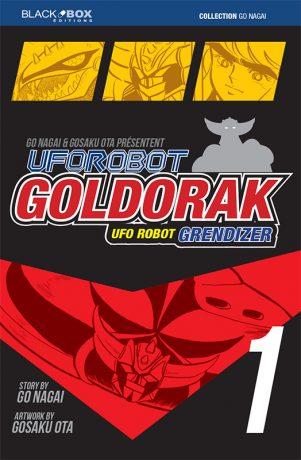 Goldorak - UFO Robot Grendizer T.01 | 9791092297461