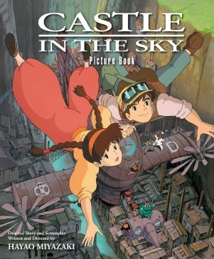 Castle in the Sky - Picture Book (EN) | 9781421592664