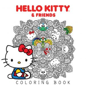 Hello Kitty & Friends - Coloring Book | 9781421592749