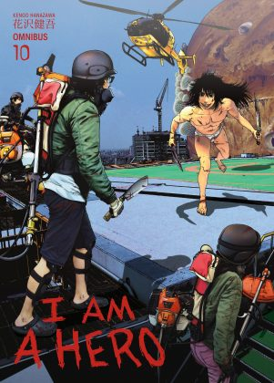 I am a hero (EN) - Omnibus T.10 | 9781506708317