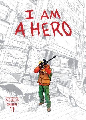 I am a hero (EN) - Omnibus T.11 | 9781506708324