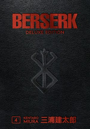 Berserk (EN) Deluxe ED T.04   9781506715216