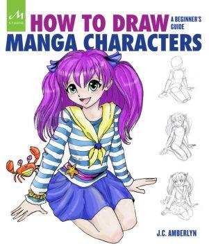 How to Draw Manga Characters | 9781580934534
