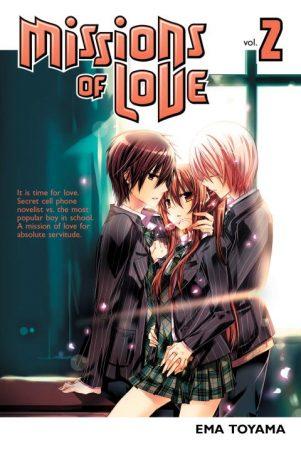 Missions Of Love (EN) T.2   9781612622842