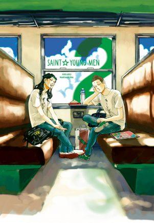 Saint Young Men (EN) T.02 | 9781632369758