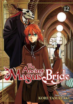 Ancient magus's bride (EN) T.12   9781645052012