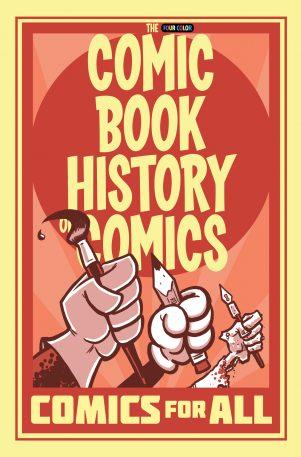 Comic book history of comics = comics for all (EN)   9781684052554