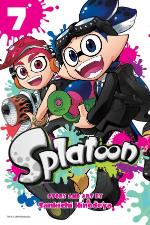 Splatoon (EN) T.07 | 9781974708826