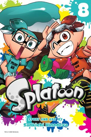 Splatoon (EN) T.08 | 9781974709236