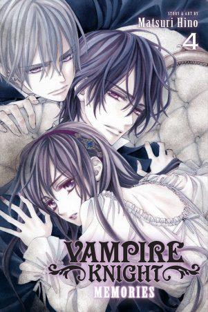 Vampire Knight: Memories (EN) T.04 | 9781974710768